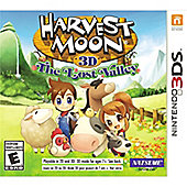 Harvest Moon: The Lost Valley for Nintendo 3DS