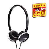 LINDY HF-20 Lightweight Stereo Headphones