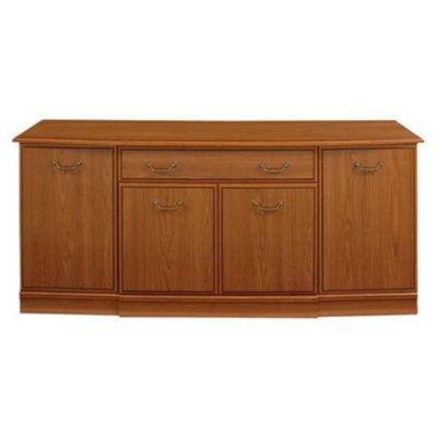 Caxton Lichfield 4 Door / 1 Drawer Sideboard