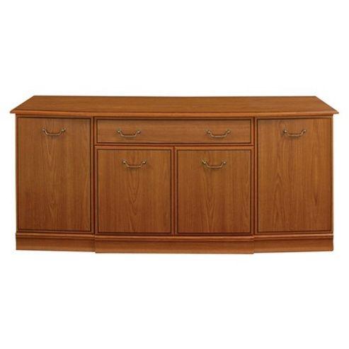 Caxton Lichfield 4 Door / 1 Drawer Sideboard