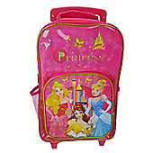 Disney Princess Premium Wheeled Trolley Bag