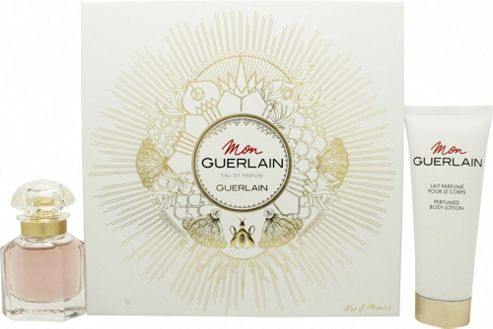 Guerlain Mon Guerlain Gift Set EDP 30ml + Body Lotion 75ml For Women
