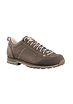 Dolomite Mens Cinquantaquattro Low Gtx Shoes - Brown