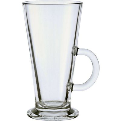 Luminarc Latte Coffee Glass, Dishwasher Safe, 29cl