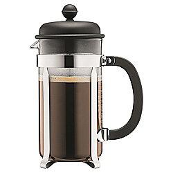 Bodum Cafetierra Cafetiere Black, 8 Cup