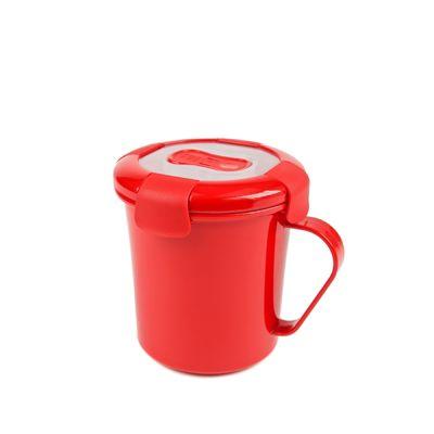 Good 2 Heat Microwave Soup Mug, 683ml