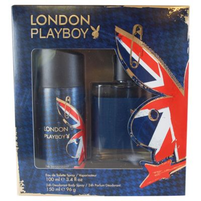 Playboy London Gift Set