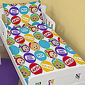 Teletubbies 4 Piece Toddler Bedding Bundle - Playtime