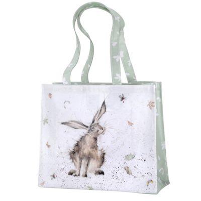 Pimpernel Wrendale Designs Medium Shopping Bag, Hare Design