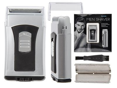 OOTB Portable Dual Foil Electric Shaver