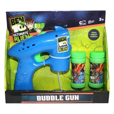 Ben 10 Ultimate Alien Bubble Gun