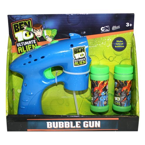 Ben 10 Ultimate Alien Bubble Gun