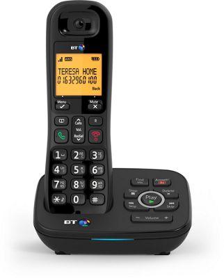 BT 1700 Single Cordless Home Phone