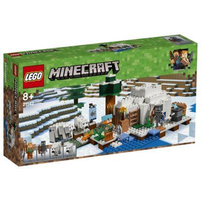 LEGO Minecraft  The Polar Igloo 21142