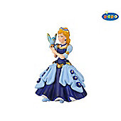 Princess Blue With Bird - Tales & Legends - Papo