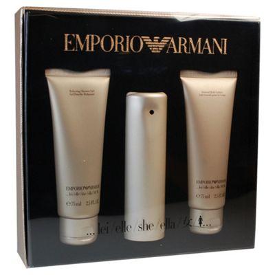 Emporio Amarni She/Elle 50ml Eau de Parfum Gift Set