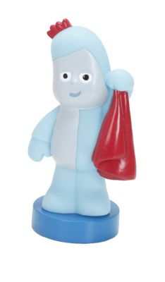 In The Night Garden Iggle Piggle Bath Squirter
