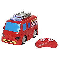 Carousel Drive and Talk Fire Engine