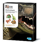 Mould & Paint Dinosaurs - Natural History Museum - Great Gizmos