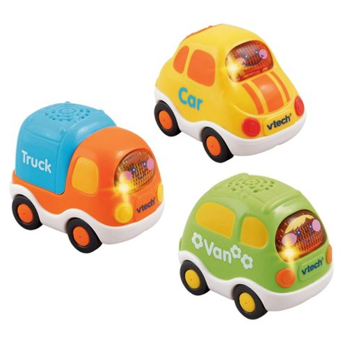 VTech Toot Toot Drivers 3 Pack Construction Vehicles