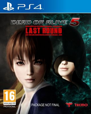 Dead Or Alive 5 Last Round (PS4 )