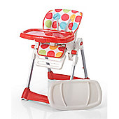Mee-Go Compacto Hi/Lo Highchair - Zazzle