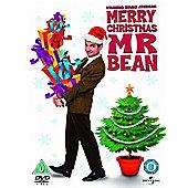 Mr Bean: Merry Christmas Mr Bean (DVD)