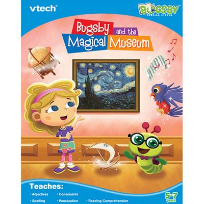 Bugsby - Bugsby and the Magical Museum