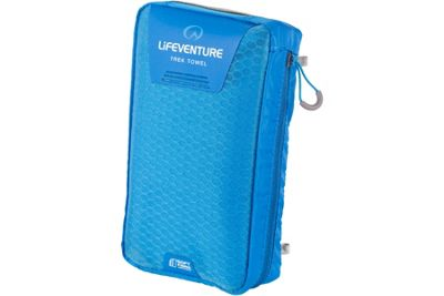 Lifeventure SoftFibre Trek Towel Giant Blue