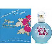 Britney Spears Maui Fantasy Eau de Parfum (EDP) 100ml Spray For Women