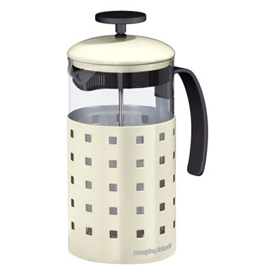Morphy Richards Accents Cafetiere - Ivory