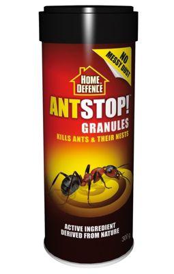 Home Defence Antstop Granules Kills Ants and Nest - 300 gram