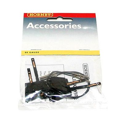 Hornby R8201 2X Power Connecting Clip And Link Wires