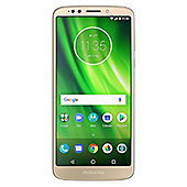 Tesco Mobile Motorola Moto G6 Play Fine Gold