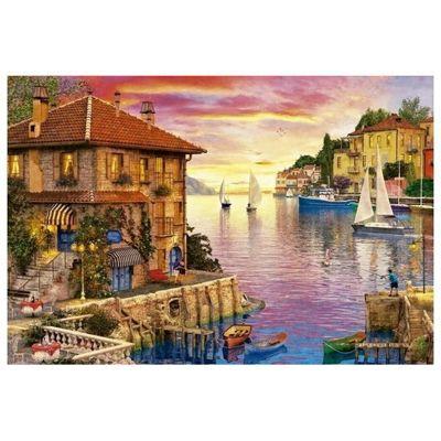 The Mediterranean Harbour - 5000pc Puzzle