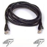 Belkin Cat6 Snagless Networking Cable - Black