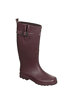 Trespass Ladies Damon Wellington Boot - Red