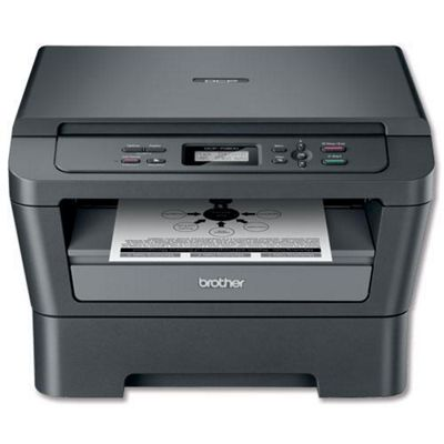 Brother DCP7060D All-in-One Compact Laser Printer with Duplex