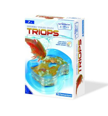 Science & Play Breed Your Own Triops