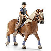 Schleich Recreational Horse Rider