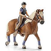 Schleich Recreational Horse Rider