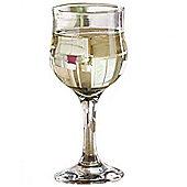 Ravenhead Tulip White Wine Glasses 240 ml - Set of 4.