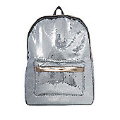 F&F Sequinned Backpack