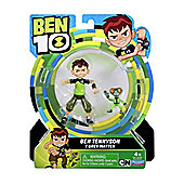 Ben 10 Action Figure Ben Tennyson & Grey Matter