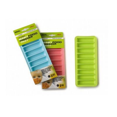 Zeal Baby Food Freezer Tray Assorted Colours
