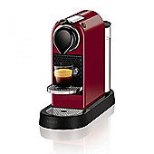 Krups XN740540 CitiZ Coffee Machine with 1L Capacity and 1260W in Cherry Red