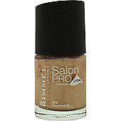 Rimmel Salon Pro Nail Polish 12ml - 613 Goldfinger