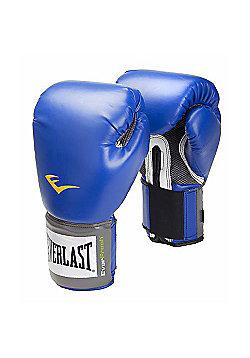 Everlast Pro Style Training Boxing Gloves - Blue