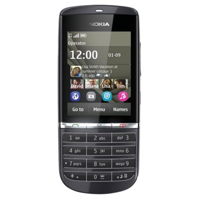 Unlocked Nokia Asha 300 -SIM Free