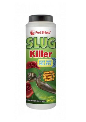 PestShield - Slug Killer Blue Mini Pellets Effective For Slugs & Snails 300g